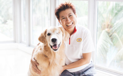 MEDIA RELEASE: Singapore Dog Trainer Achieves Certification in Separation Anxiety Training
